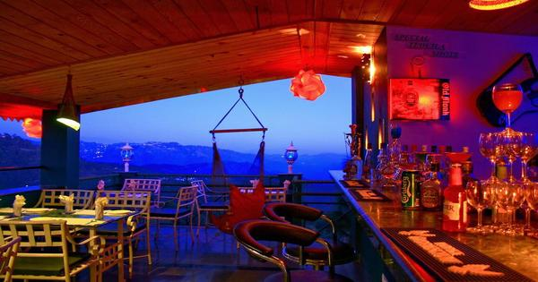 Top 10 Rooftop Bars - Himachal