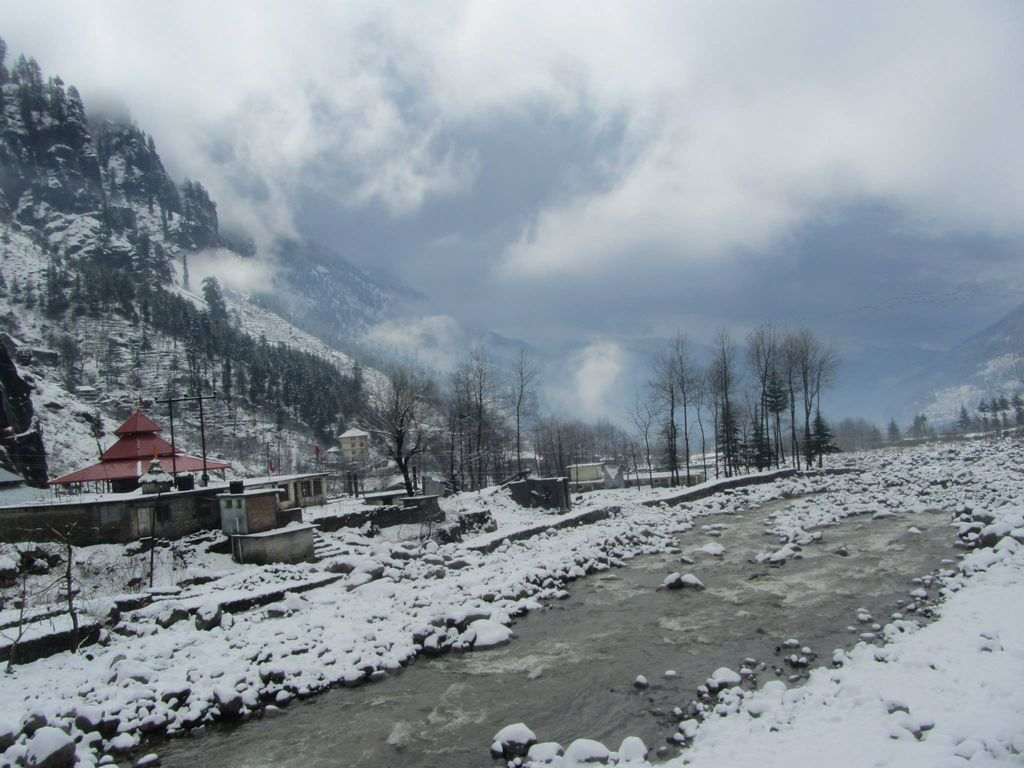 Solang Valley - Himachal